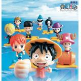Set of 9 Characters One Piece Puzzle Collection