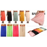 Sashay & Sway: Elegant & Stylish Colourful Long Skirt